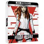 Viuda Negra - Steelbook UHD+Blu-ray