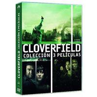 Trilogía Cloverfield 1-3 - DVD