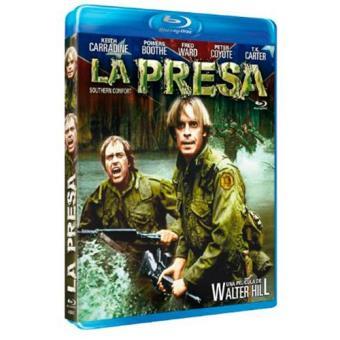 La Presa - Blu-Ray