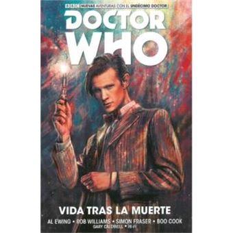 Doctor Who: Vida tras la muerte