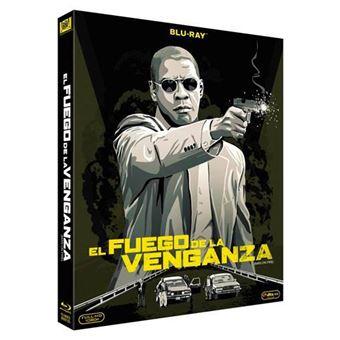 El fuego de la venganza - Ed Iconic - Blu-Ray