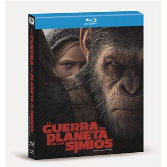 La guerra del Planeta de los Simios - Blu-Ray - Digibook