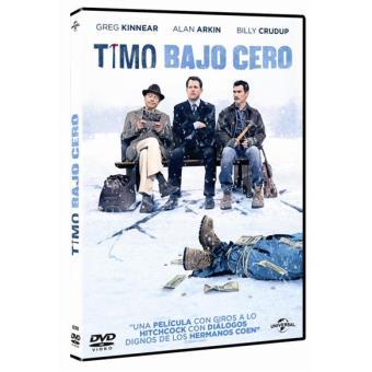 Timo bajo cero - DVD