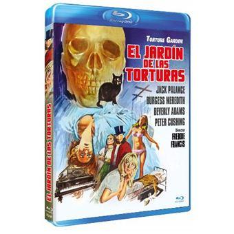 El jardín de las torturas - Blu-Ray