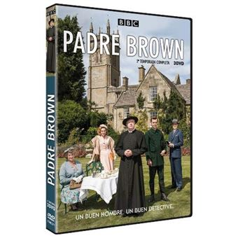 Padre Brown  Temporada 2 - DVD