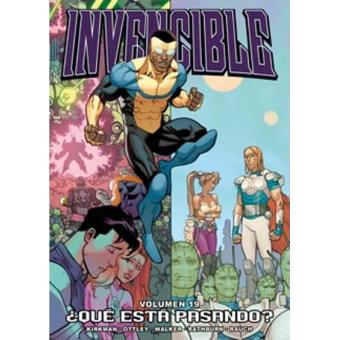 Invencible 19: ¿Qué está pasando?