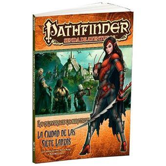 Pathfinder - La calavera de la serpiente 3 - La ciudad de las Siete Lanzas