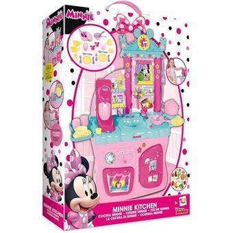 Minnie Mouse - Cocina con accesorios