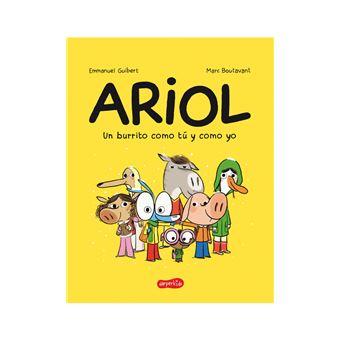 Ariol - Un burrito como tú y como yo