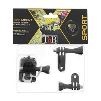 Brazo articulado para cámara con fijación adhesiva T'nB para T'nB Adrenalin / GoPro
