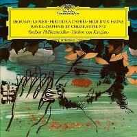 Ravel. Debussy. La Mer. Prelude A L'Apres-Midi. Daphnis Et Chloe - Vinilo