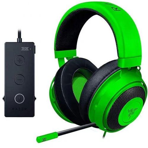 Headset gaming Razer Kraken Tournament Verde