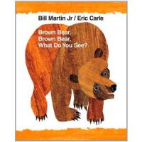 Brown bear brown bear what do you s