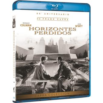 Horizontes perdidos - Blu-Ray