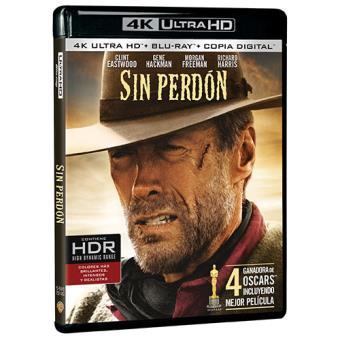 Sin Perdón - UHD + Blu-Ray