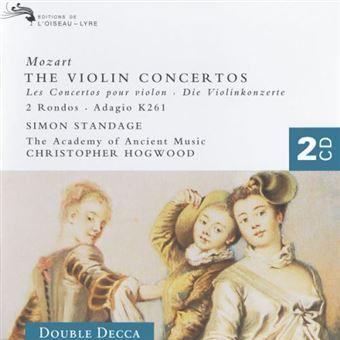 Mozart. The Violin Concertos