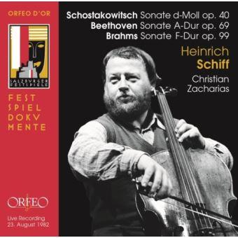 Sonatas para violonchelo y piano