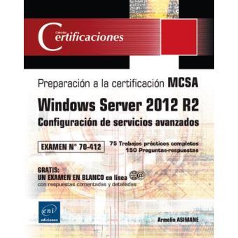Windows Server 2012 R2 - Configuración de servicios avanzados