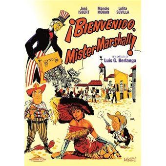 Bienvenido Mr Marshall - DVD