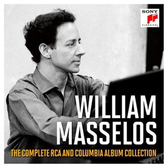 Box Set. William Masselos The Complete RCA And Columbia Album Collection - 7 CDs