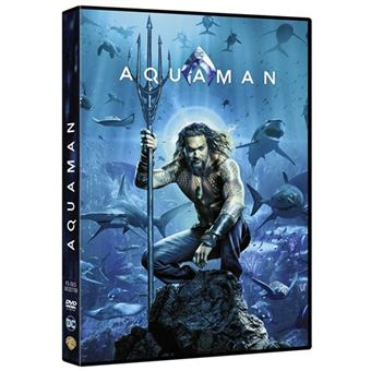 Aquaman - DVD