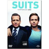 Suits - Temporada 1 - DVD