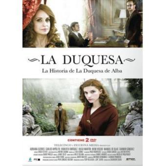 Pack La Duquesa: La historia Completa de la Duquesa de Alba - DVD