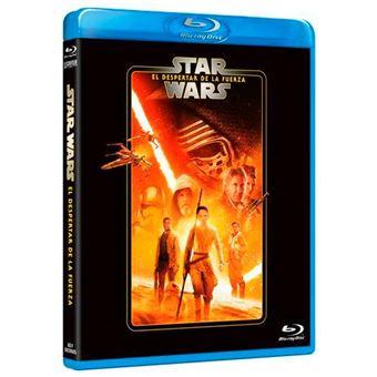 Star Wars El Despertar de la Fuerza - Blu-ray