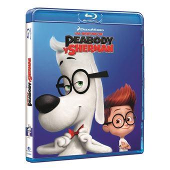 Las aventuras de. Peabody y Sherman - Blu-Ray