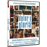 Dolor y Gloria - DVD