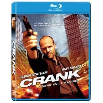 Crank: Veneno en la sangre - Blu-Ray