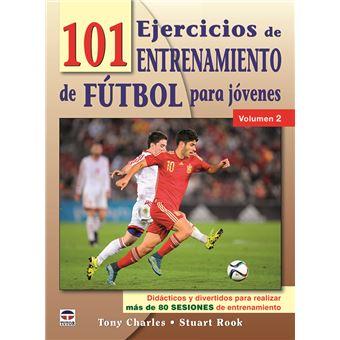 f553f0811bf5c 101 ejercicios de entrenamiento de fútbol para jóvenes - -5% en ...