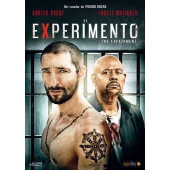 El experimento - DVD