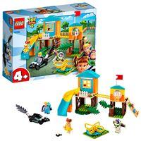 LEGO Toy Story 4 10768 Aventura en el Parque de Juegos de Buzz y Bo Peep
