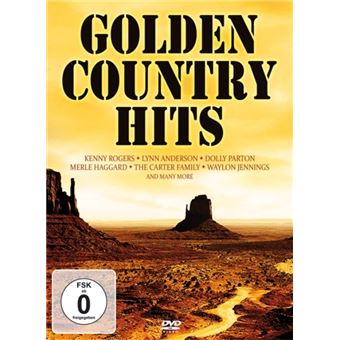 Golden Country Hits - DVD
