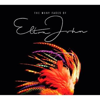 The Many Faces Of Elton John - 3 CD