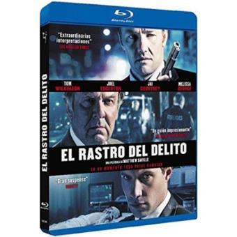El Rastro Del Delito - Blu-Ray