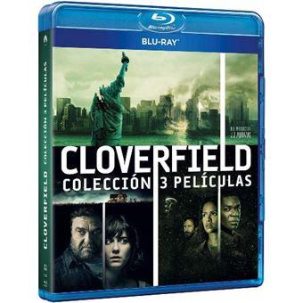 Trilogía Cloverfield 1-3 - Blu-Ray