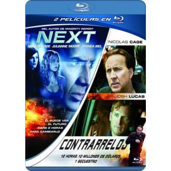 Pack Next + Contrarreloj - Blu-Ray