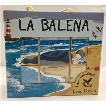 La balena - Llibre i trencaclosques