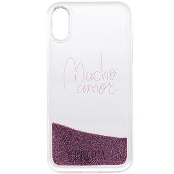 Funda Dulceida Glitter para iPhone Xr