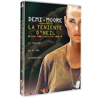 La teniente O'Neil - DVD