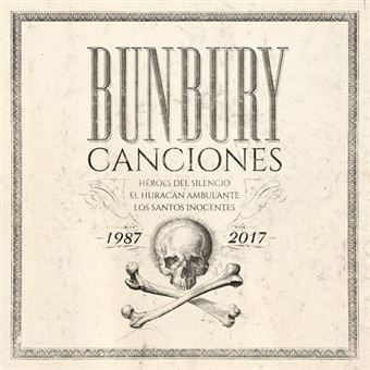 Canciones 1987-2017 - 4 Vinilos dobles  + 4 CD + Libro