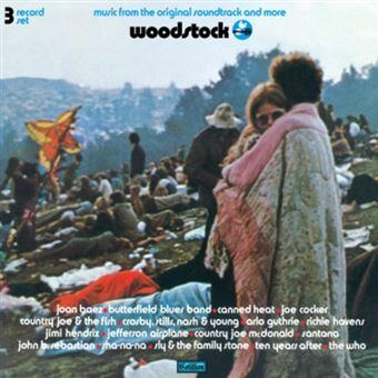 Woodstock - 3 Vinilos