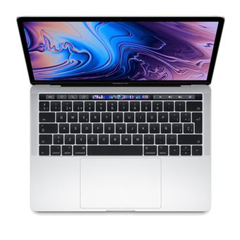 Apple MacBook Pro 13,3'' i5 2,3 GHz 16/256 GB Touch Bar Plata