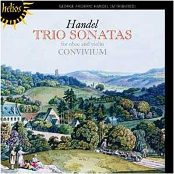 7 sonatas oboe y cuerda