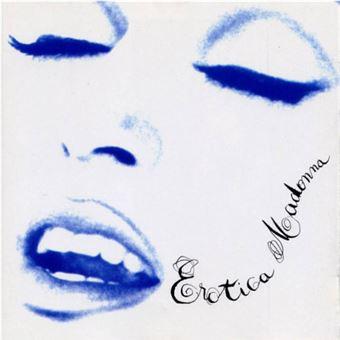 Erotica - Vinilo Blanco - Ed Limitada