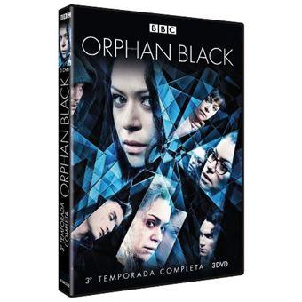 Orphan Black - Temporada 3 - DVD