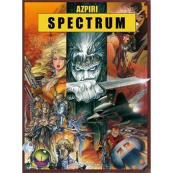 Spectrum, El Arte para videojuegos de Azpiri