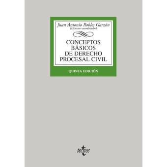 Conceptos básicos derecho procesal